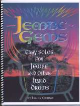 Easy Solos and Patterns For Jembe and Other Hand Drums